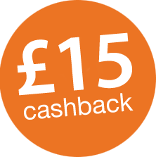 £15 Cashback on Brother Labellers Icon