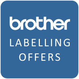 Brother Labelling Machine Offers for October Icon