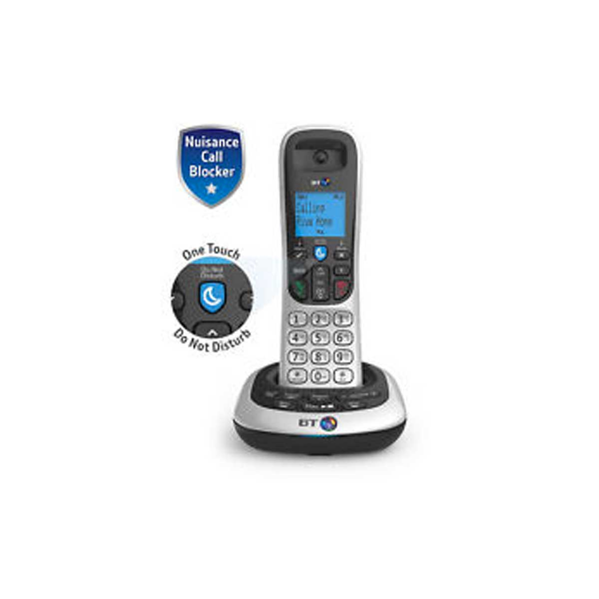 BT BT2700 Dect Telephone with Nuisance Call Blocker and Answer Machine