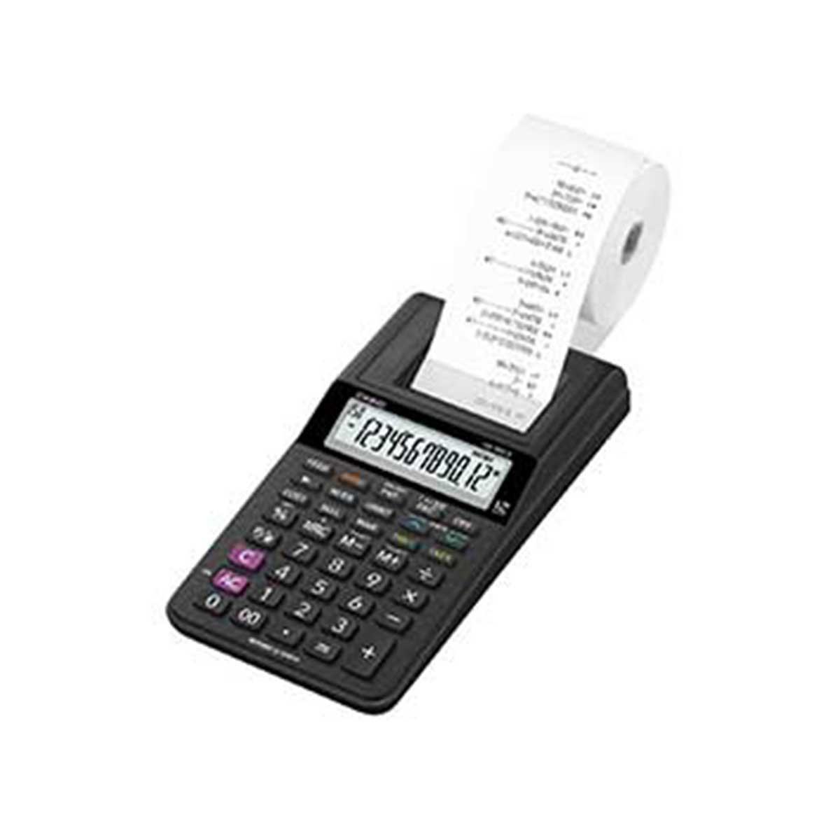 Casio HR-8RCE Print and Display Calculator