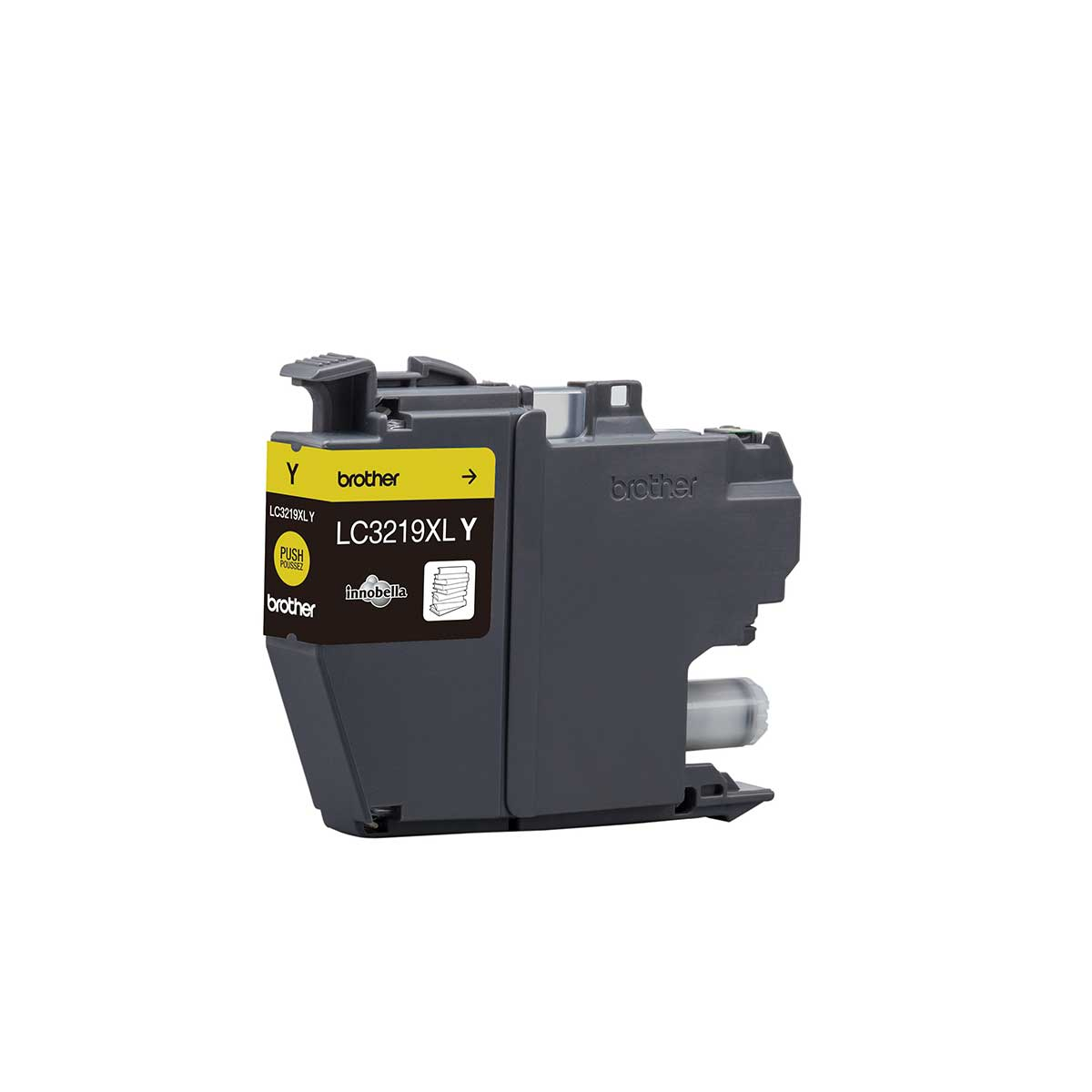 Brother LC3219XLY Super High Yield Yellow Ink Cartridge