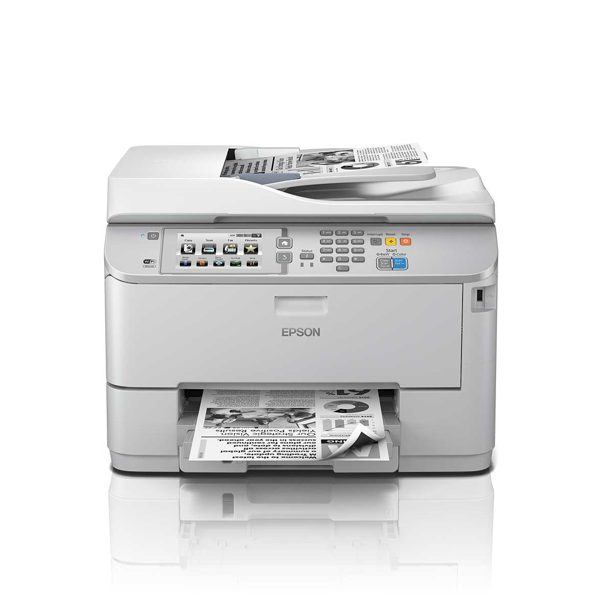 Epson WorkForce Pro WF-5690DWF All In One Multifunction