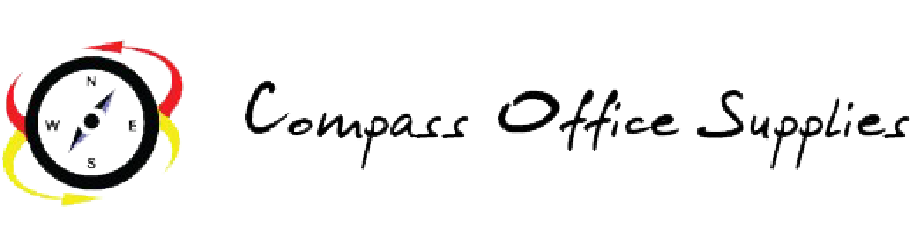 Compass Office Supplies Logo