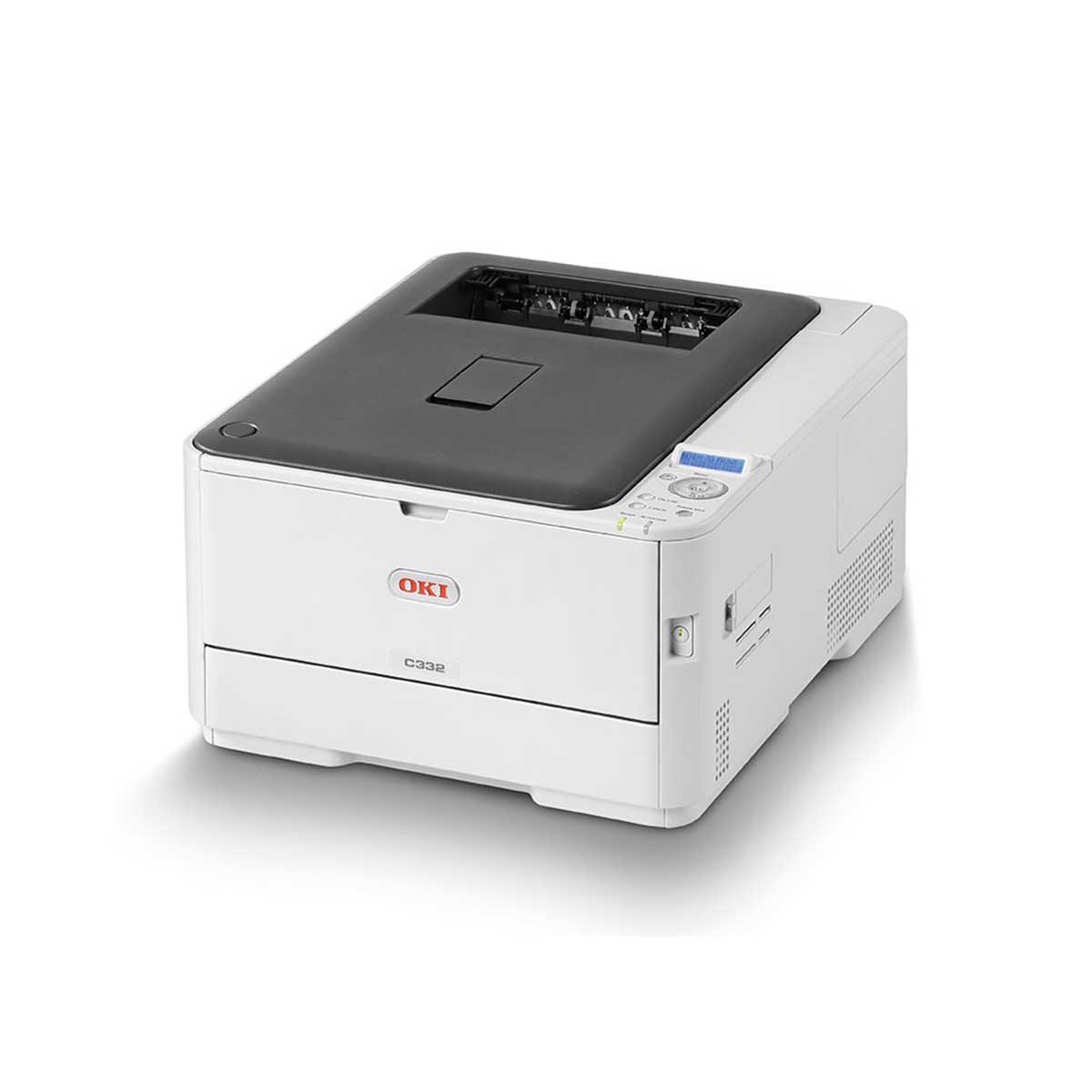 Oki C332DN A4 Colour Laser Printer
