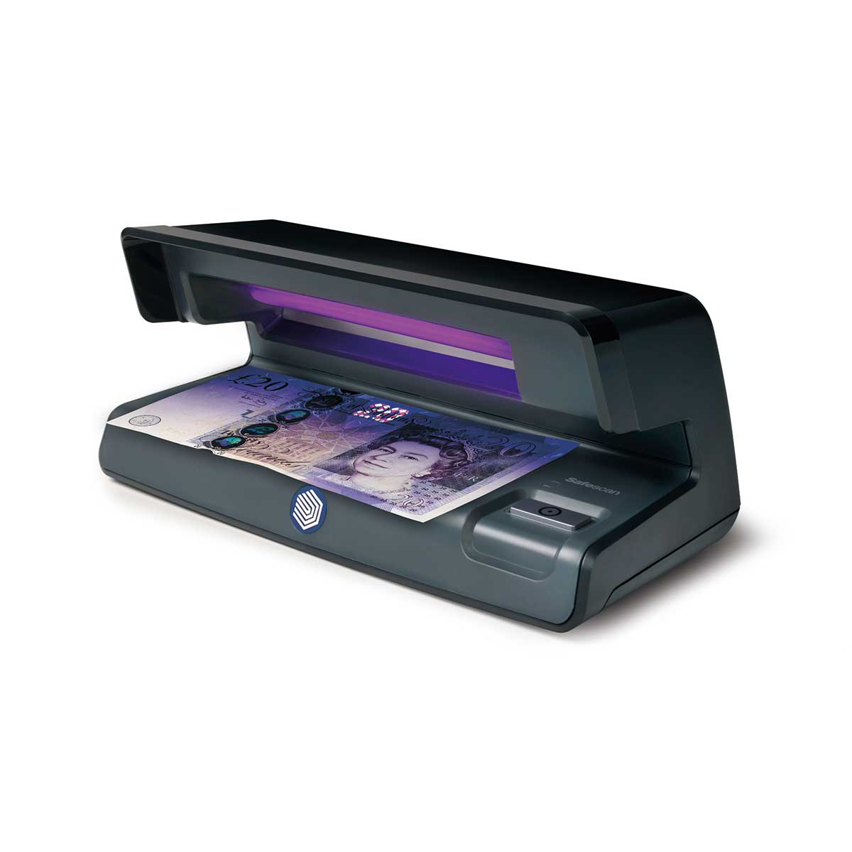 Safescan 50 UV Counterfeit Detector - Black