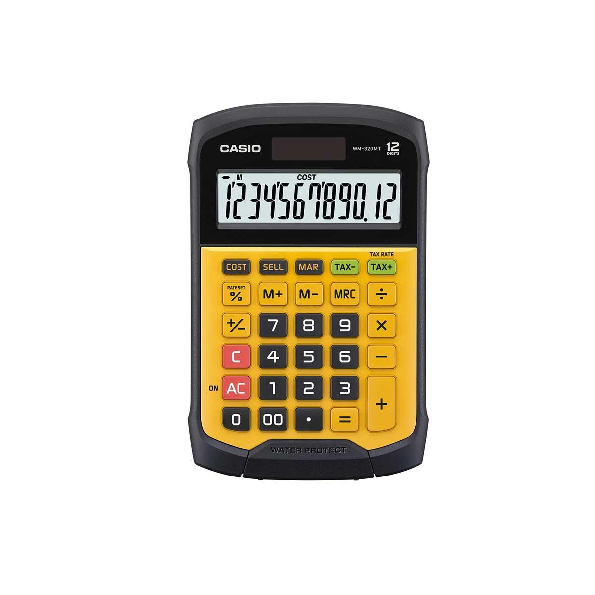 Casio WM-320MT Desk Calculator